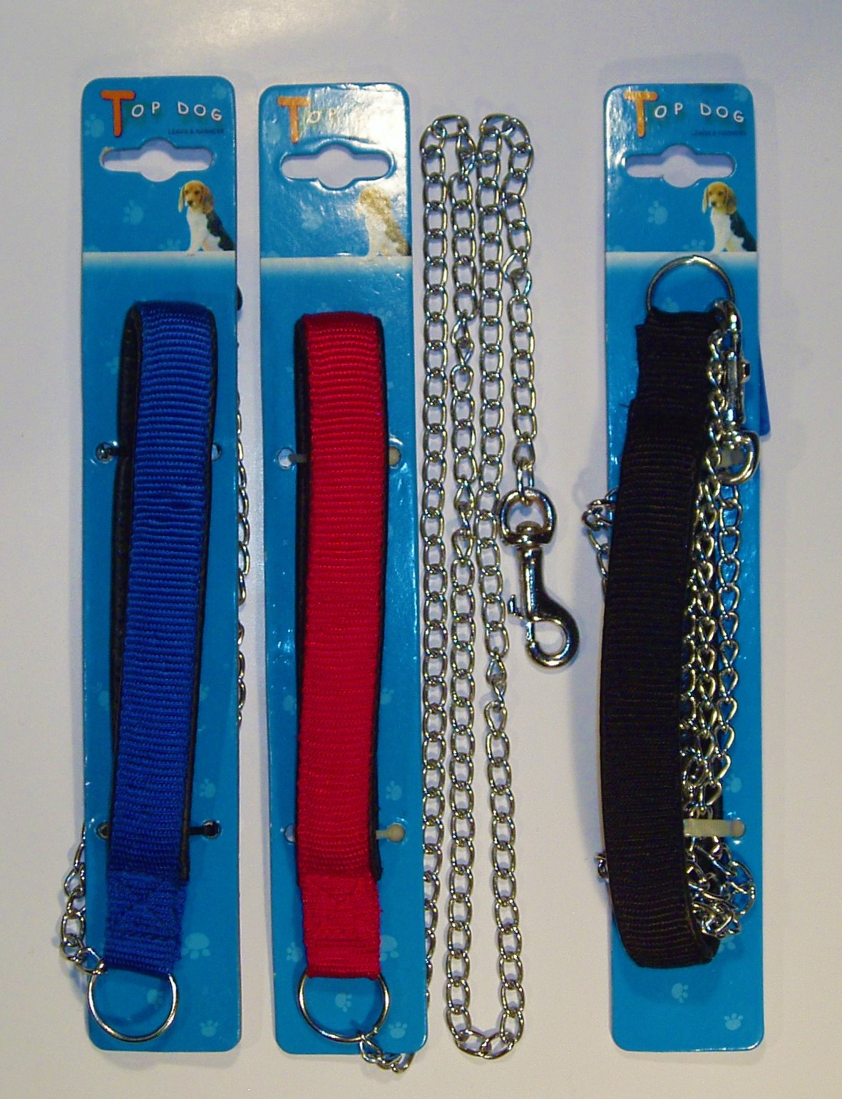 Padded Chain Lead