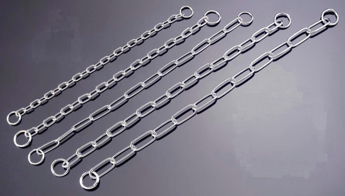 Sprenger Fursaver Collar Long Link - Chrome