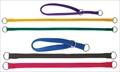 Single Nylon Choker Collar - 10mm