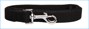 Soft Cotton Webbing Lead